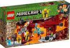 LEGO LEGO 21154 Minecraft Le pont de Blaze 673419304481