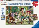 Ravensburger Casse-tête 24x2 Toy Story Les jouets à la garderie 4005556088744