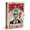 Bicycle Cartes à jouer zombie bicycles 073854020685