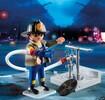 Playmobil Playmobil 4795 Pompier avec bouche d'incendie (mars 2016) 4008789047953