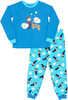 Passe-Partout Passe-Partout Pyjama 2 pièces Pruneau (1-2) 690154664717