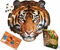 Madd Capp Casse-tête 550 silhouette tigre 040232343216