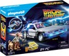 Playmobil Playmobil 70317 Retour vers le futur DeLorean (Back to the Future) 4008789703170