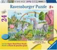 Ravensburger Casse-tête plancher 24 Licornes cabrées 4005556030439