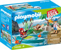 Playmobil Playmobil 70035 Starter Pack Sportifs et kayak 4008789700353