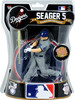 "MLB Baseball figurine MLB Seager 5 ltd 6"" 672781279304"