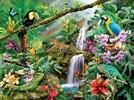 SunsOut Casse-tête 1000 Fêtes tropicale (Tropical Holiday) 35908 796780350984