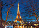 Clementoni Casse-tête 2000 Paris, la tour Eiffel et la Seine, France 8005125325542
