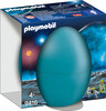 Playmobil Playmobil 9416 Oeuf Agent de l'espace avec robot 4008789094162