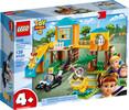 LEGO LEGO 10768 Juniors L'aventure de Buzz et la Bergère dans l'aire de jeu, Histoire de jouets 4 (Toy Story 4) 673419301992