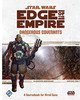 Fantasy Flight Games Star Wars Edge of the Empire (en) Dangerous Covenants 9781616616878