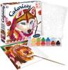 colorizzy Peinture à numéro Colorizzy - Animaux de la forêt (fr/en) 3373910045087