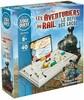 mixlore Logiquest (fr) les aventuriers du rail - le defi des locos 3558380087915