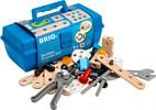 BRIO BRIO Construction Boîte à outils Builder 49 pièces BRIO 34586 7312350345865