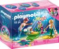 Playmobil Playmobil 70100 Famille de sirènes 4008789701008