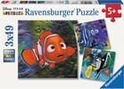 Ravensburger Casse-tête 49x3 Trouver Nemo Dans l'aquarium 4005556093717