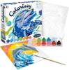 colorizzy Peinture à numéro Colorizzy - Dauphins (fr/en) 3373910045094