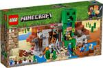 LEGO LEGO 21155 Minecraft La mine du Creeper 673419304498