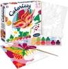 colorizzy Peinture à numéro Colorizzy - Papillons (fr/en) 3373910045049