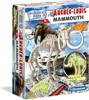 Clementoni Fouille Archéo-ludic mammouth phosphorescent (fr) 8005125520701