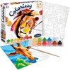colorizzy Peinture à numéro Colorizzy - Savane (fr/en) 3373910045001