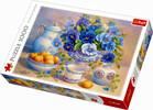 Trefl Casse-tête 1000 bouquet bleu 5900511104660