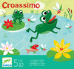 Djeco Croassimo (fr/en) jeu d'adresse et de stratégie 3070900084339