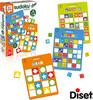 Diset Diset Sudoku couleurs (fr/en) 8410446689691