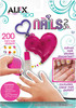 Alex Toys Autocollants à ongles et vernis de voyage (Nails 2 Go) 731346003072