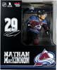 NHL Hockey Figurine LNH 12'' Nathan Mackinnon - Avalanche du Colorado (no 29) 672781325094