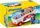 Playmobil Playmobil 6773 1.2.3 Navette de l'aéroport (autobus) (mars 2012) 4008789067739
