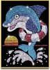 Sequin Paillette Sequin Art dauphin Jack (paillettes) 5013634013044
