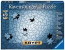 Ravensburger Casse-tête 654 Krypt argent 4005556159642