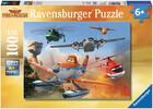 Ravensburger Casse-tête 100 XXL Les avions Fire & Rescue Lutte contre l'incendie 4005556105373