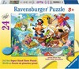 Ravensburger Casse-tête plancher 24 Pirate terre en vue! 4005556030422