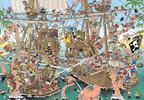 Jumbo Casse-tête 1000 les pirates 8710126192047