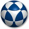 MARUSENKO MARUSENKO sphère bleu et blanc niveau 1 8437011411136