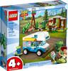 LEGO LEGO 10769 Juniors Les vacances en VR, Histoire de jouets 4 (Toy Story 4) 673419302005