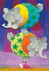 Clementoni Casse-tête 104 Mordillo - L'équilibre 8005125271344