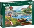 Falcon de luxe Casse-tête 1000 The Boating Lake 8710126112526