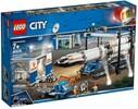 LEGO LEGO 60229 Technic L'assemblage et le transport de la fusée 673419304269