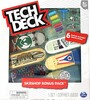 Tech Deck Tech Deck Skate Shop ensemble bonus, 6 planches skateboards à doigt Alien Workshop 778988315538