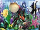 Ravensburger Casse-tête 100 XXL Trouver Nemo Être ensemble 4005556105755