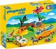 Playmobil Playmobil 5047 1.2.3 Grand safari africain (mars 2016) 4008789050472