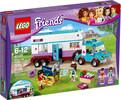 LEGO LEGO 41125 Friends La remorque à chevaux du vétérinaire (août 2016) 673419248464