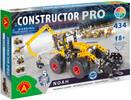 Constructor Constructor PRO Chargeuse-pelleteuse Noah 5-en-1, 434 pièces en métal 5906018021752