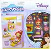 Shopkins Happy Places Shopkins Happy Places Disney série 2 ensemble thématique Belle 672781581162
