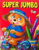 """AM Productions Livre à colorier """"Super Jumbo"""" 144p. (unité) (varié) 062255100560"""