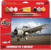 Airfix Modèle à coller avion Grumman F4F-4 Wildcat 1/72 5014429552144