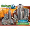 Wrebbit Casse-tête 3D New York Collection MidTown West, États-Unis (900pcs) 665541020100